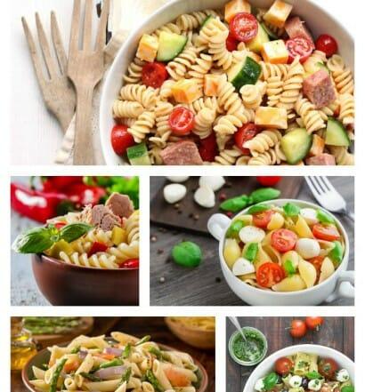Pasta.com | 5 Easy Summer Pasta Salad Recipes