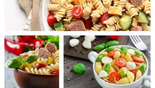 5 Easy Pasta Salad Recipes for Summer