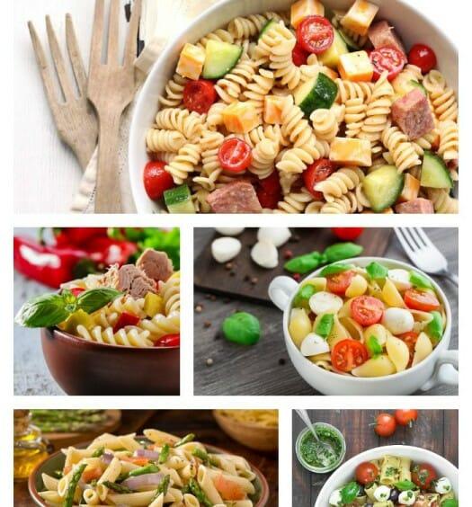 Pasta.com   5 Easy Summer Pasta Salad Recipes