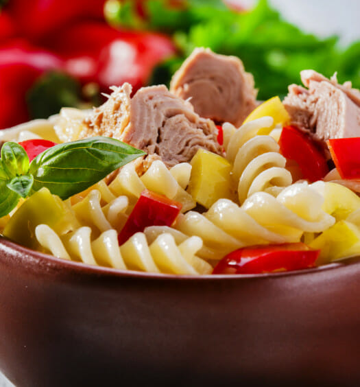 Pasta.com | Gluten-Free Tuna Pasta Salad Recipe