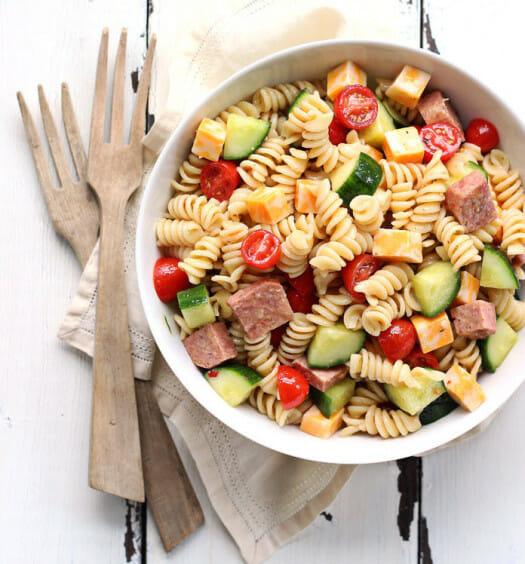 Pasta.com | Perfect Pasta Salad Recipe