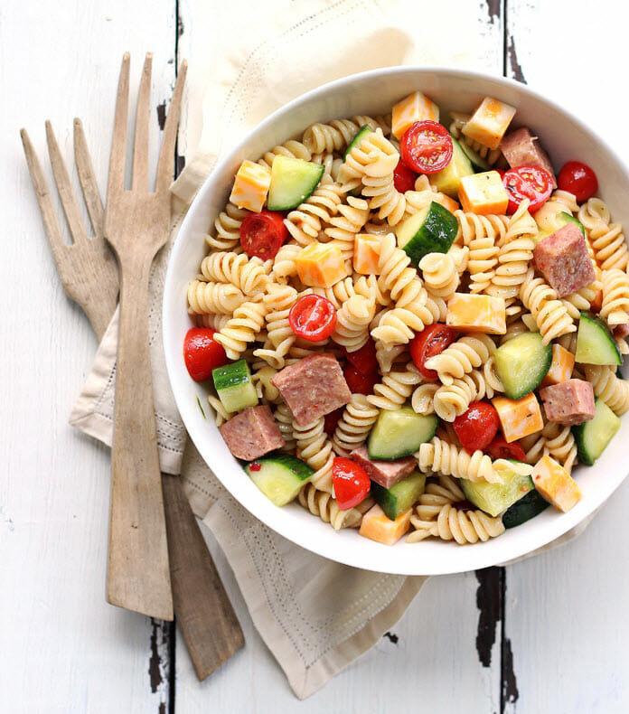 Pasta.com   Perfect Pasta Salad Recipe